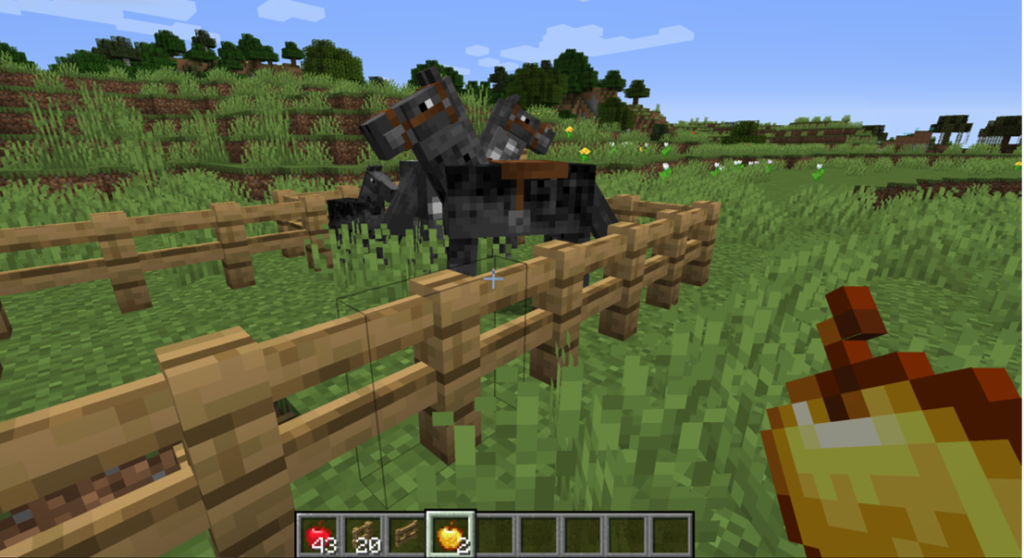 How To Breed Horses In Minecraft1