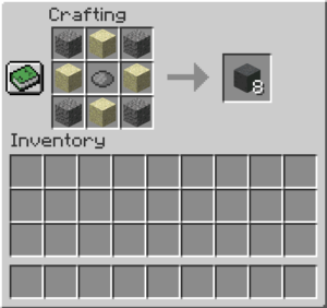 How To Make Concrete Powder In Minecraft