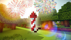 How To Make Fireworks In Minecraft?