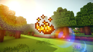 How To Make Blaze Powder In Minecraft