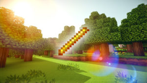 How To Make a Blaze Rod In Minecraft